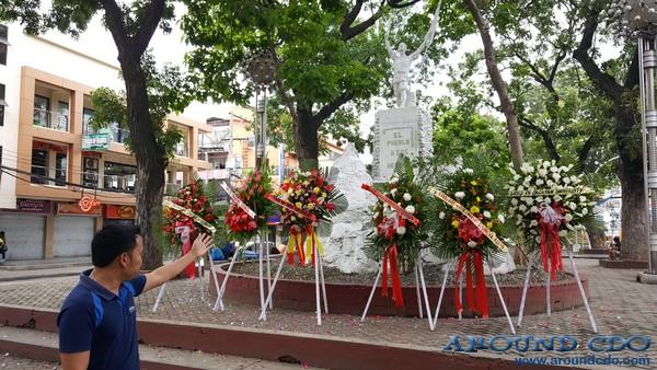 Plaza El Pueblo Heroes